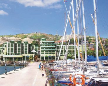 Bulgaria: Marina Property for sale ref 10b